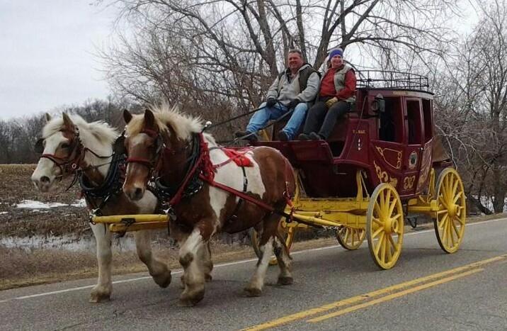 Jake & Jim Stagecoach